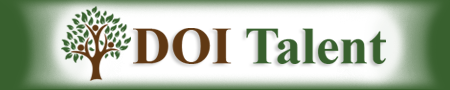 DOI Talent Logo